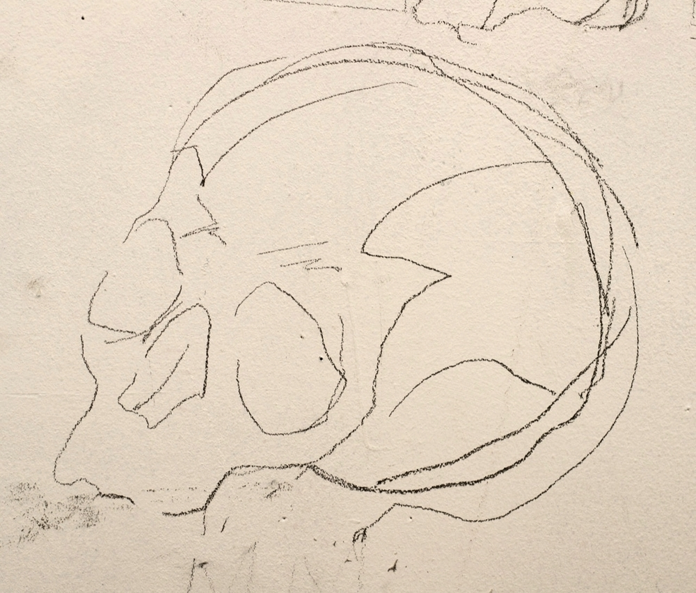 Skulls on the Wall 2012
