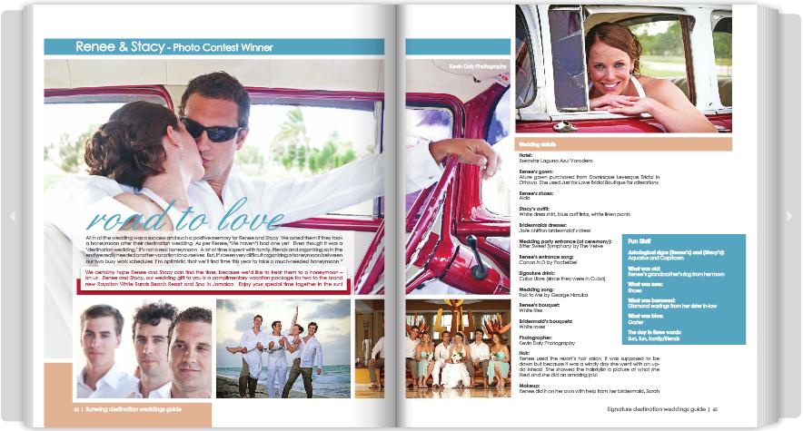 Sunwing Wedding Guide P3