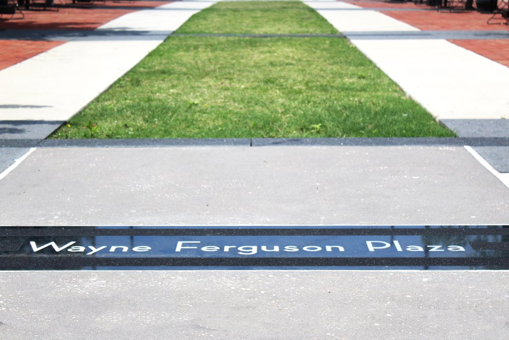 Wayne Ferguson Plaza Lewisville
