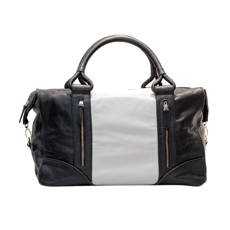Petite Ruben Bag Oil and Ivory front.jpg