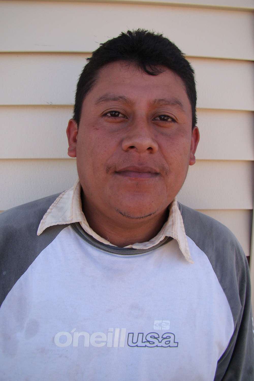 Juan Sandoval | Greenhouse Crew Leader