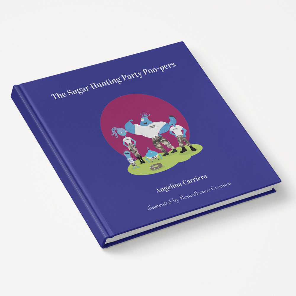 The Sugar Hunting Party Poo-pers   eBook  For ages 6+  *Guide only
