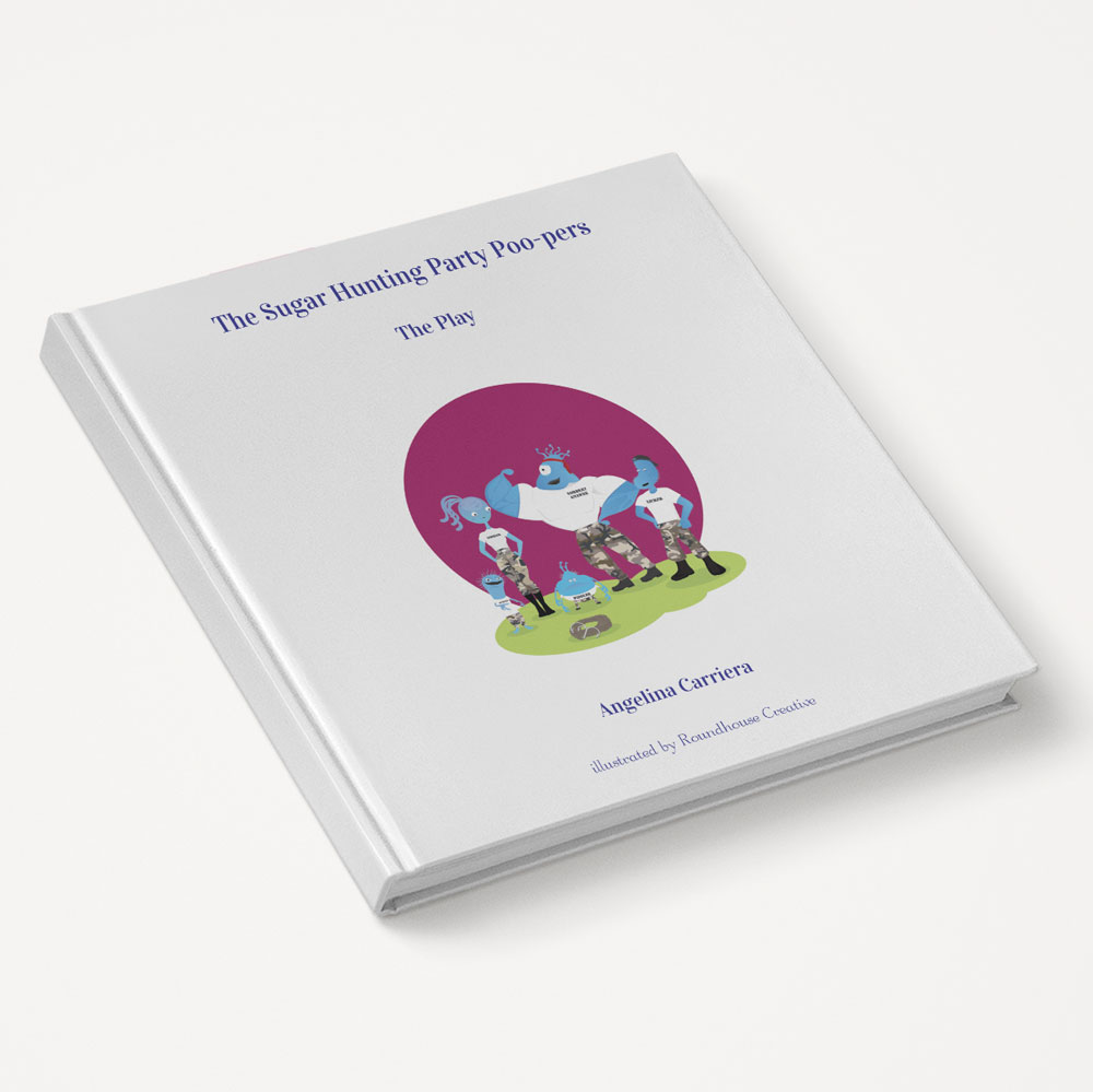 The Sugar Hunting Party Poo-pers - The Play   eBook   For ages:: mixed    *Guide only