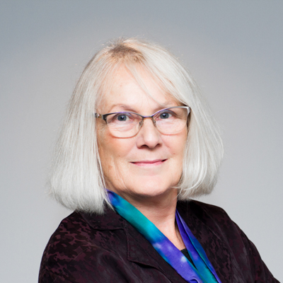 Climate Alliance Board of Advisors member,Mary Ingamells