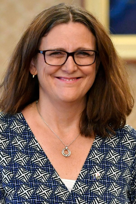 EU Trade Commissioner Cecilia Malmstrom. Photo: AP