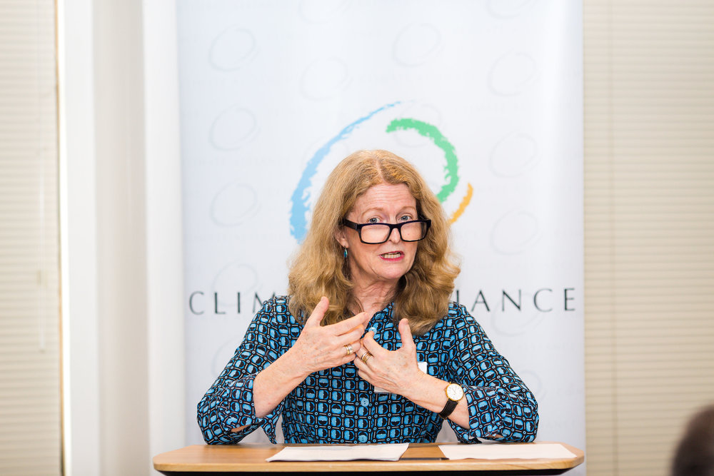 Judith Fox, CEO Australian Shareholders Association
