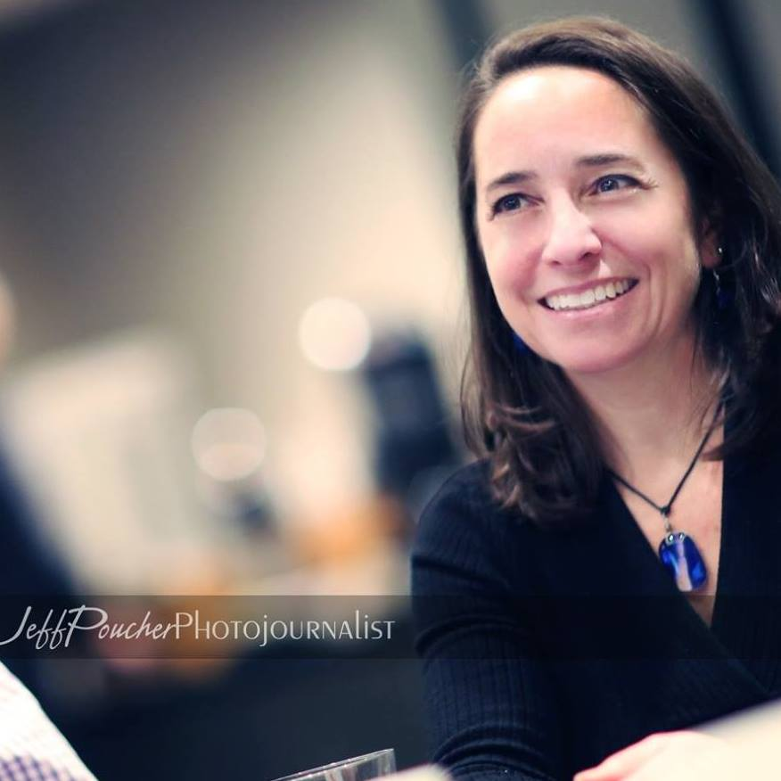 Sarah Elkins, Chief Storymaker