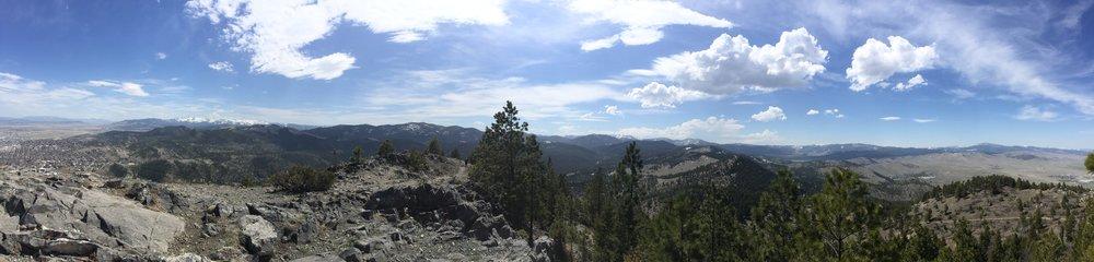 Mount Helena City Park, Helena, Montana