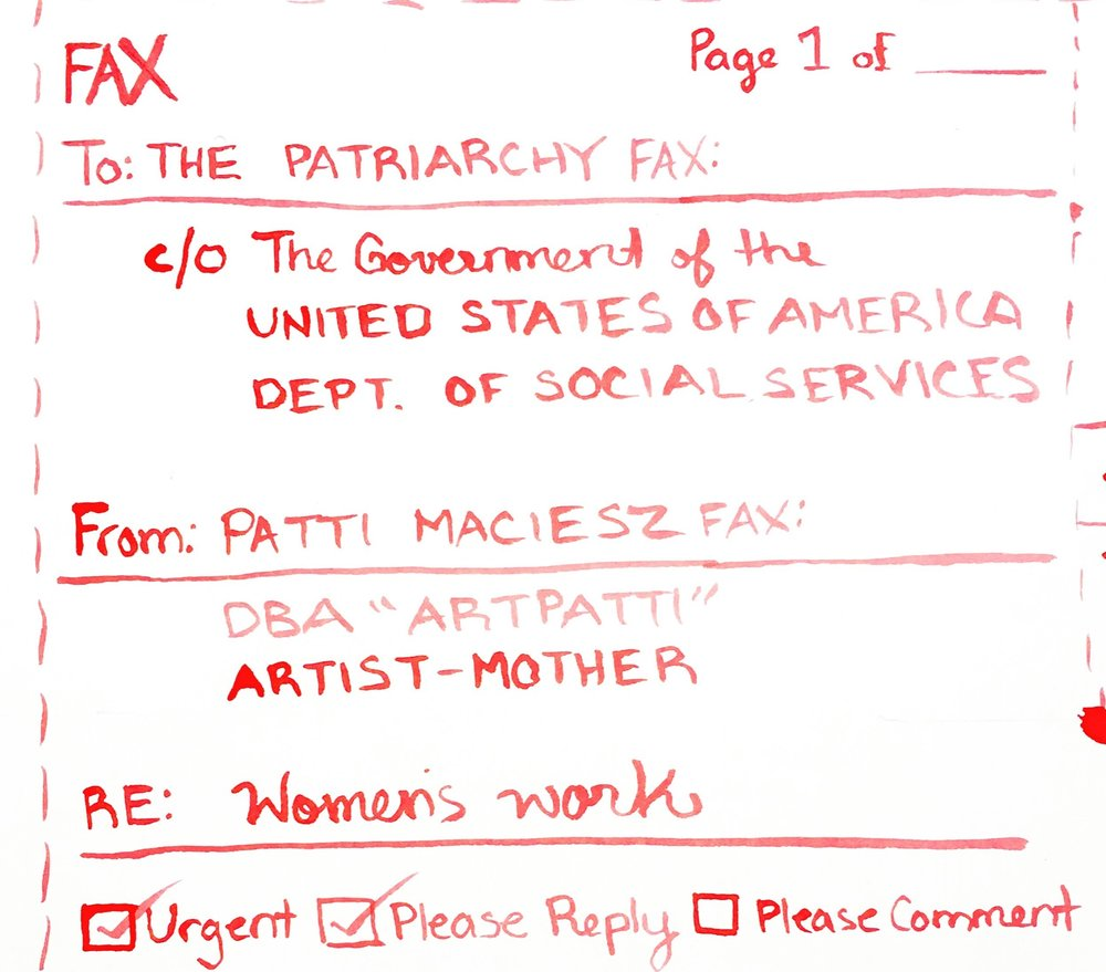 Fax the patriarchy