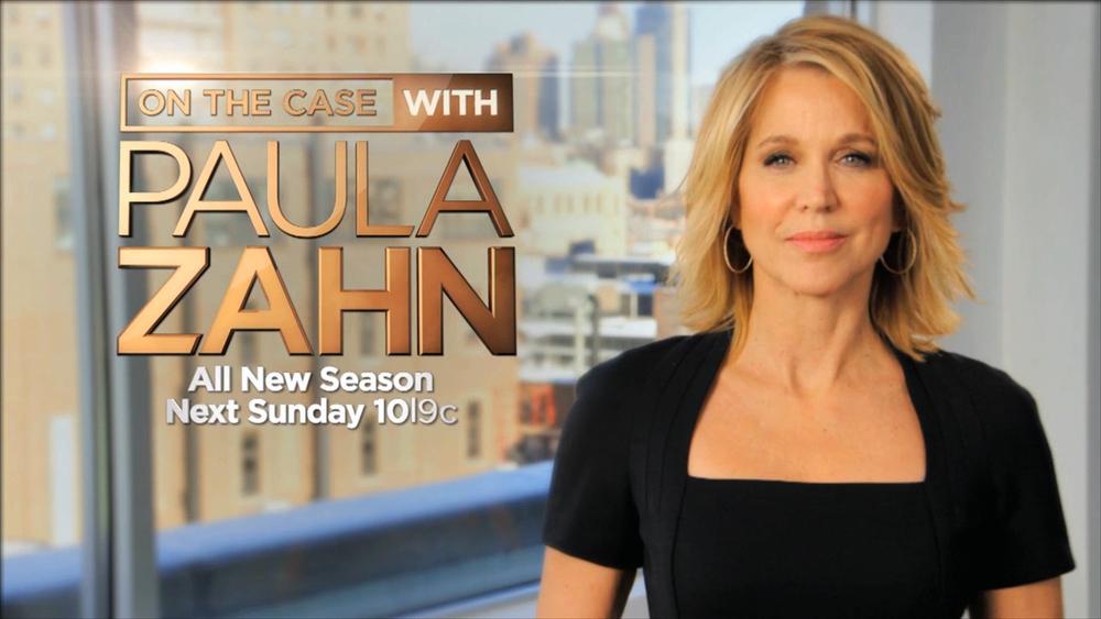 On The Case W Paula Zahn Scott Watson