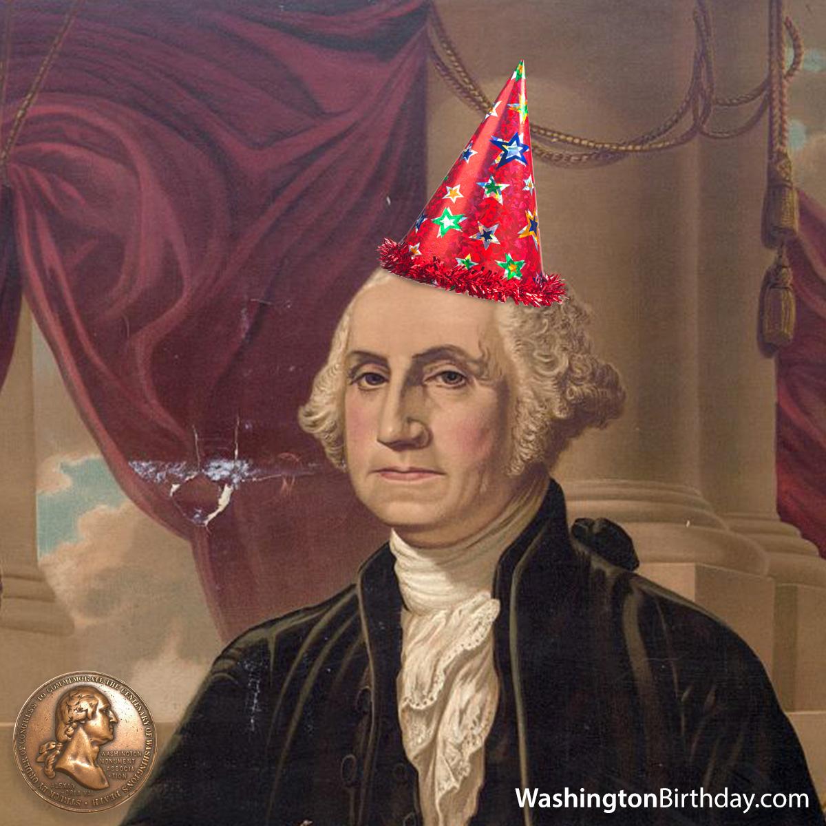 George Washington Christmas Meme.Events George Washington Birthday Celebration