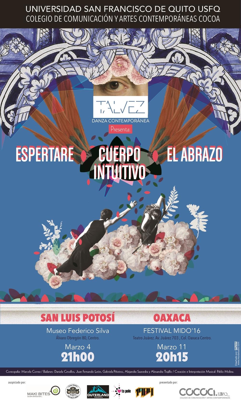 TOUR MEXICO / TALVEZ