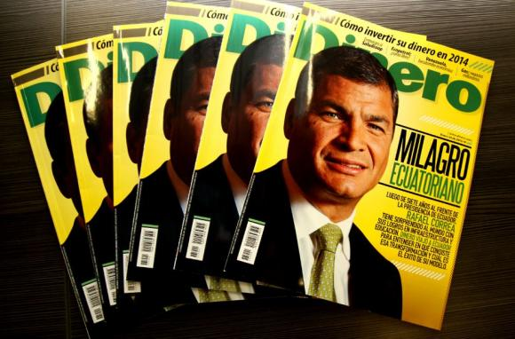 "Andes Magazine: ""The Ecuadorean Miracle"""