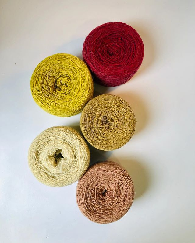 Bright dyes from nature! The recipes are secret but we share their beauty with you. #dye #natural #cochineal #organic #natural #whomademyclothes #womenempowerment #fashion #color #colour