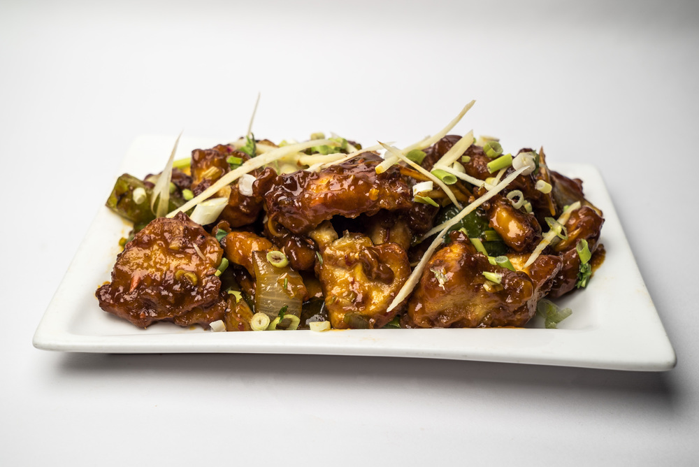 Hakka Chili Chicken