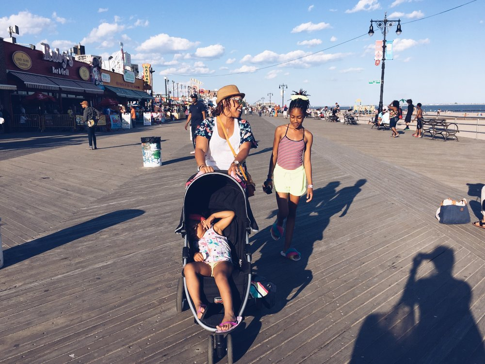 - Coney Island