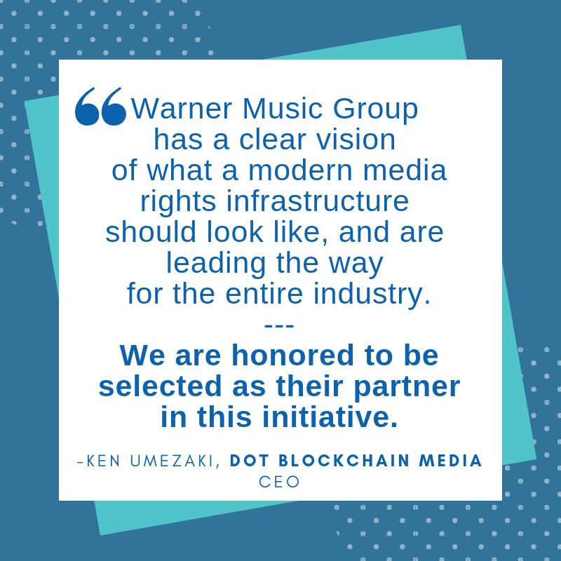 Copy of Wherever there's an opportunity to improve and modernize our practices to make our processes more efficient for our artists and songwriters, it's well worth exploring – and I can't think of a better partner t.png