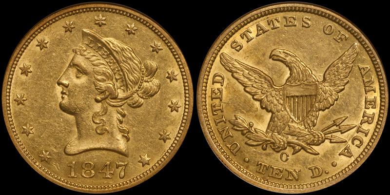 1847-O $10.00