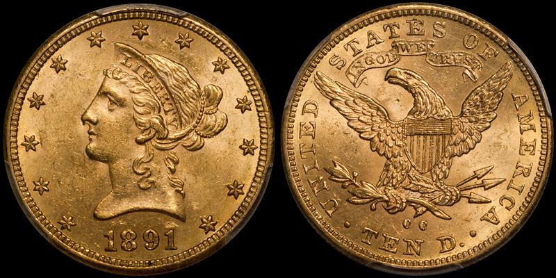 1891-CC $10.00