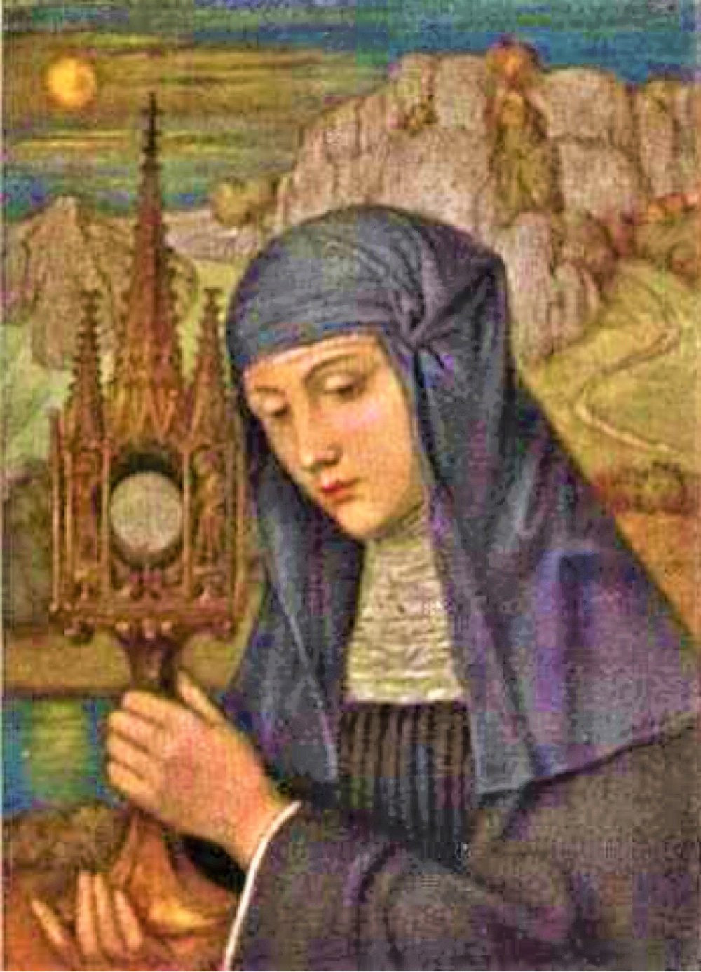 St Juliana of Liege