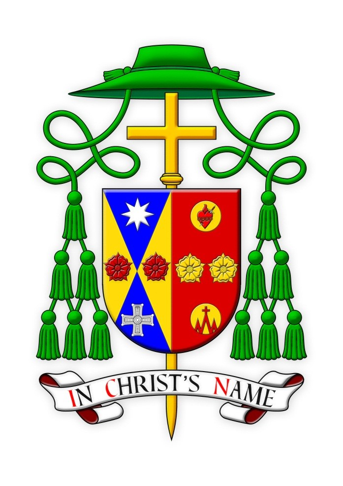 HOMILY - This homily is based on Hosea 14:1-10, and Mark 12:28-34. Bishop Les Tomlinson is the Bishop of Sandhurst and has been a College Trustee since his episcopal ordination in 2009.