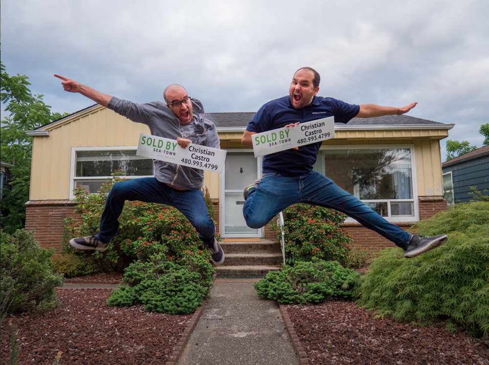 Greg and Christian jumping for 100FH partnership.jpg