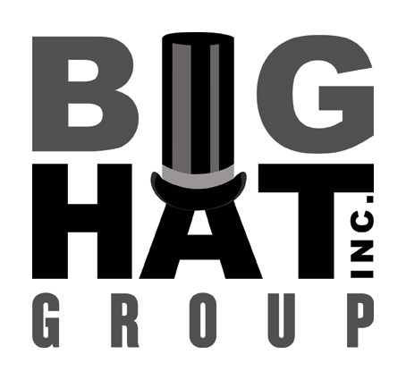 big hat group logo