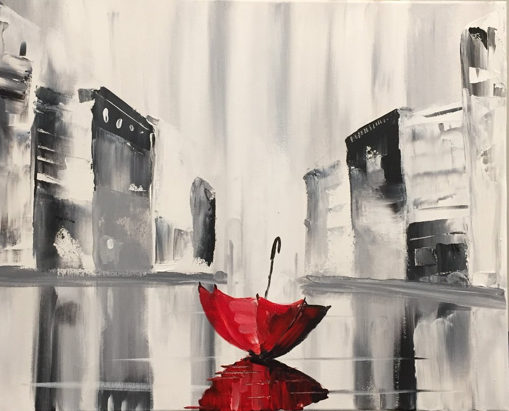 Sip & Paint: Cityscape - Looking for a smashing good time!? Sip & Paint the Cityscape, step by step with Adam Meikle.Level: Moderate/challengePrice: $40/ no wine$50/ local wine & craft beer