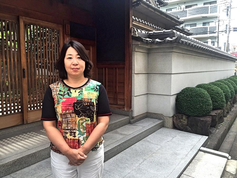 ↑北花田町のオーナー、浜田 京子さん
