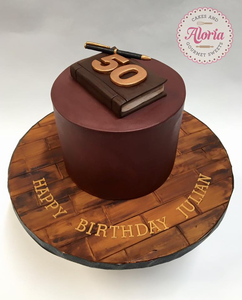 Birthday Cakes Aloria And Gourmet Sweets