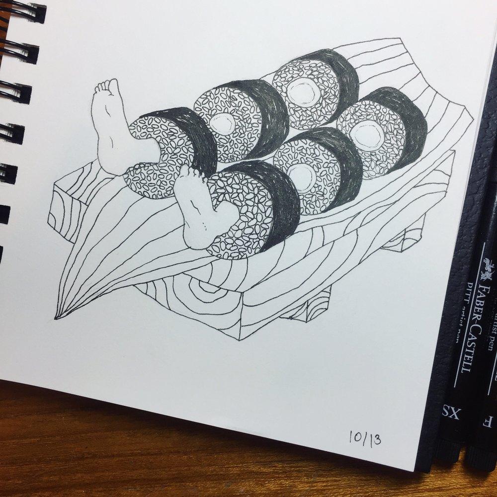 Feet Roll