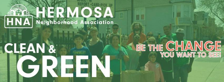 Join us for our October Clean & Green! Our route Kostner Ave. from Armitage to North Ave. and back. Supplies and water provided. Great way for students to get their Service Learning Hours!