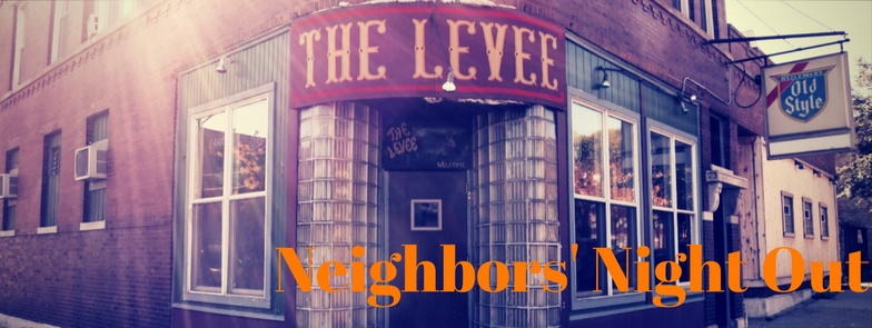 When:  Friday, November 3  Where:  The Levee, 4035 W. Fullerton Ave.  Time:  6-9 p.m.  Hermosa Neighborhood Association invites you to our social night! Come and meet your neighbors, chat with friends you already know, see some new faces, and enjoy some lively company! Light snacks provided but you buy your own drinks! :-)  Feel free to bring your friends from other neighborhoods, too!