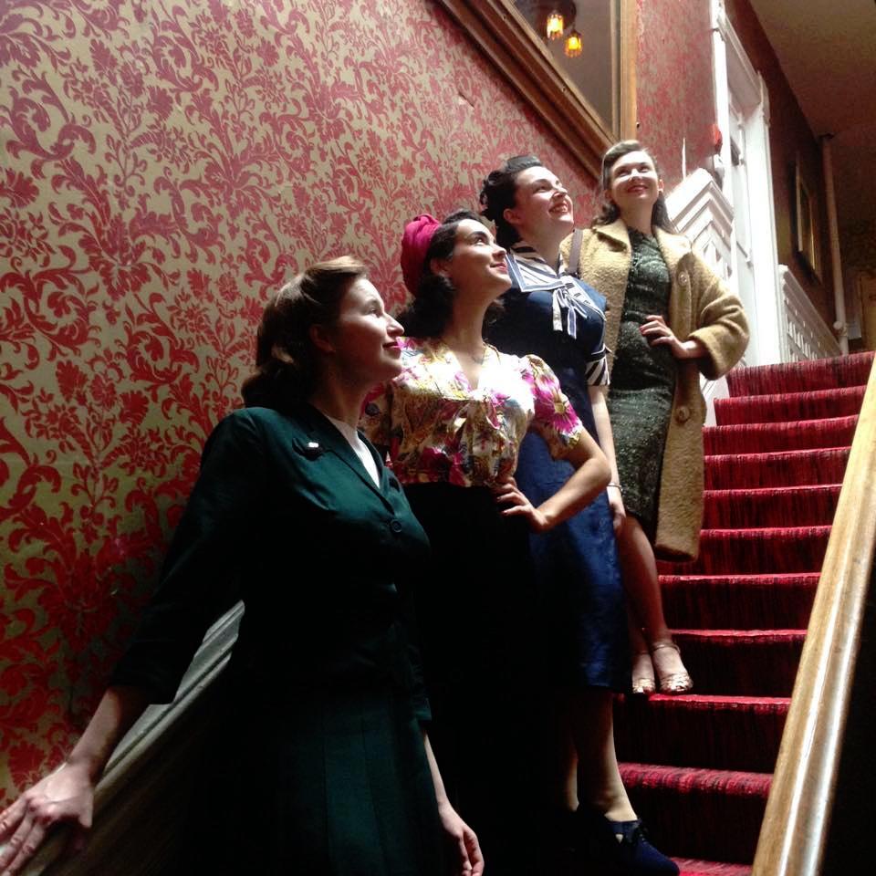 Exploring the 1883 Burlington Hotel