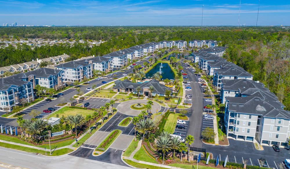 Jacksonville commercial drone photography