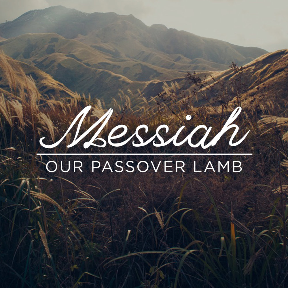 Messiah Our Passover Lamb