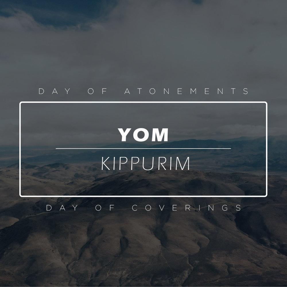 Yom Kippurim