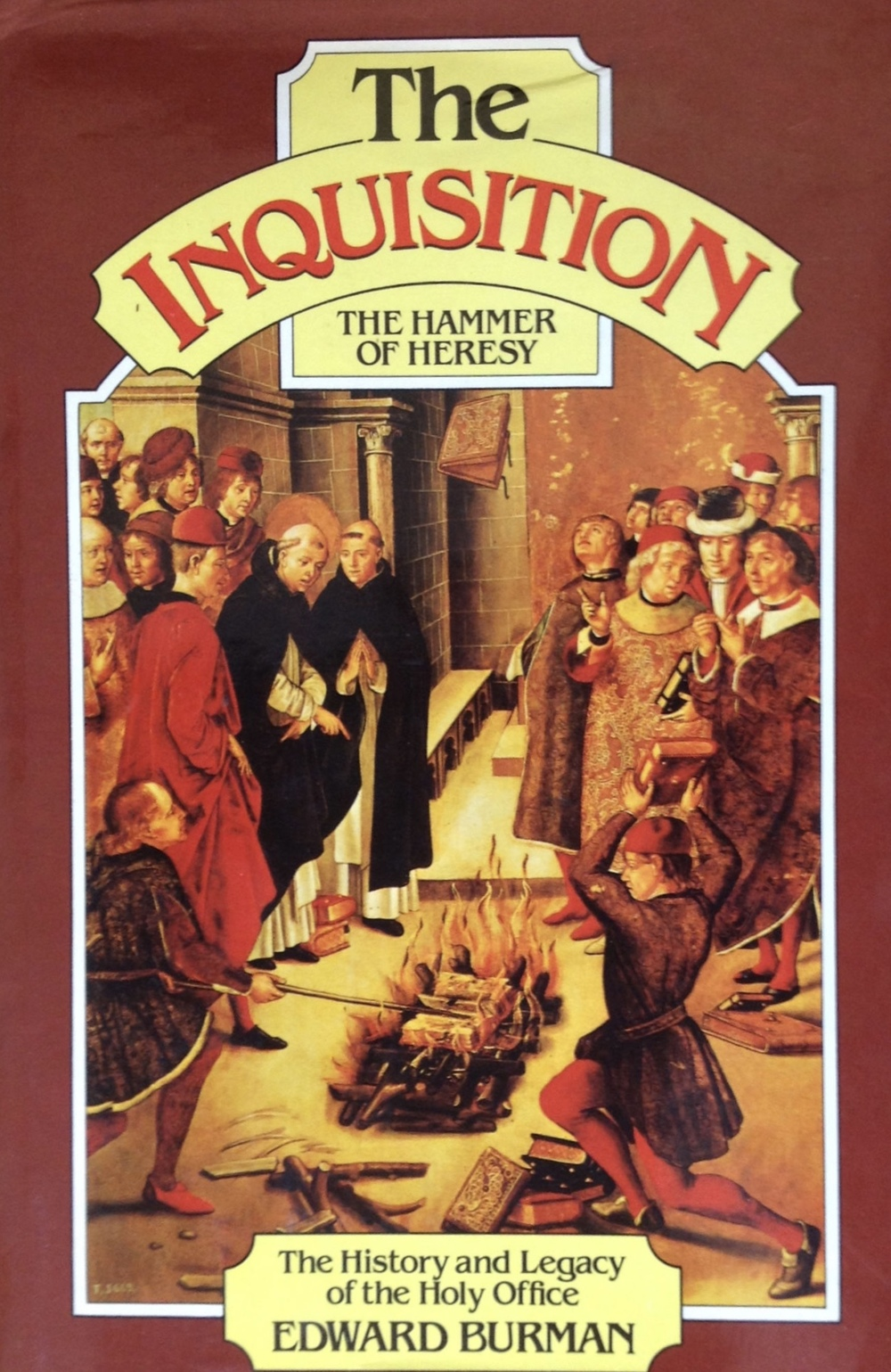 The original hardback edition, 1984