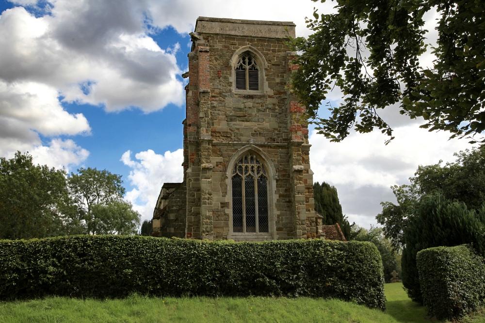 St Margaret's, Bag Enderby                                       ©Edward Burman