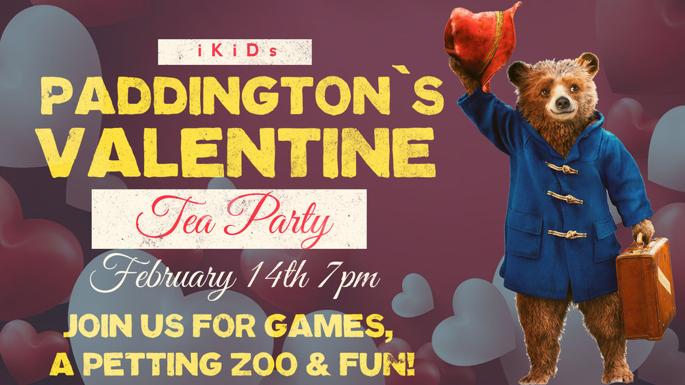 iKiDs Paddington Bear Valentines Party.jpg