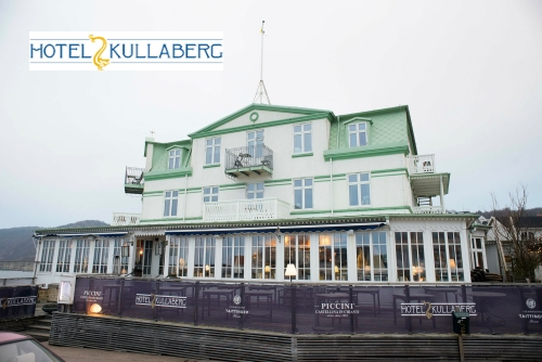 HOTEL KULLABERG - MÖLLE  Gyllenstiernas Allé 16 263 77 Mölle Tel: +46 (0)42 34 70 00  www.hotelkullaberg.se   info@hotelkullaberg.se