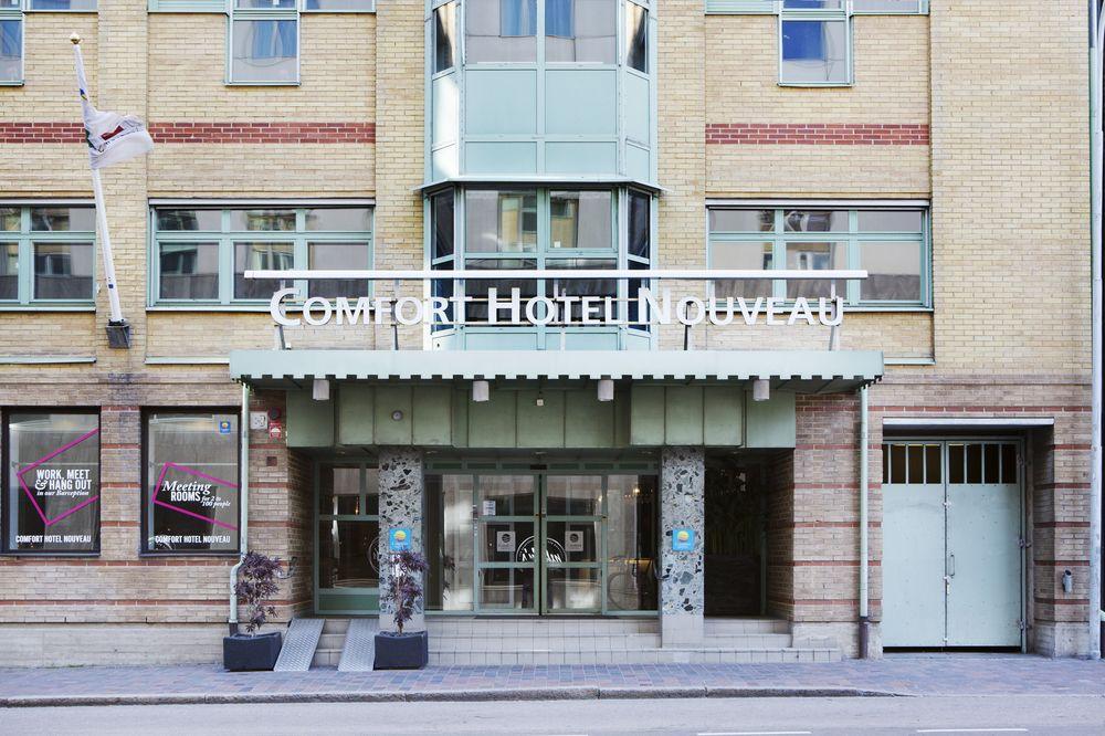 HOTEL NOUVEAU - HELSINGBORG  Gasverksgatan 11 252 25 Helsingborg Tel:+46 (0)42 37 19 50  www.nordicchoicehotels.se   co.nouveau@choice.se