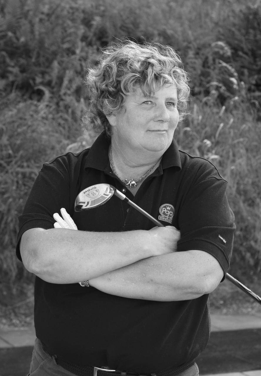 Johanna Pyk-Jargård  Mölle Golfklubbs Pro i över 30 år. Johanna har tagit klubbens medlemmar och lag från div.3 till topp-placeringar i elitserien. Hon är kategori M5 i PGA:s klassificeringssystem, den högsta kategori man kan erhålla. Johanna har fått flera mycket fina utmärkelser såsom PGA:s Guldmärke och Barbro Montgomery SGF:s ledarskapspris.