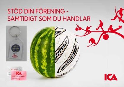 ICA KVANTUM HÖGANÄS  Vi samarbetar med ICA Kvantum Höganäs vilket innebär att klubben erhåller 1% bonus på samtliga inköp som klubbens medlemmar gör i affären. Det kostar inget att vara med, det enda som behövs är en nyckelbricka eller ett klistermärke och ett ICA-kort. Nyckelbrickor och klistermärken finns att hämta på klubben.
