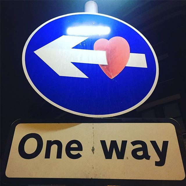 #oneway