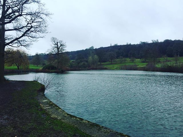 Chartwell. Home of Churchill. Overcast