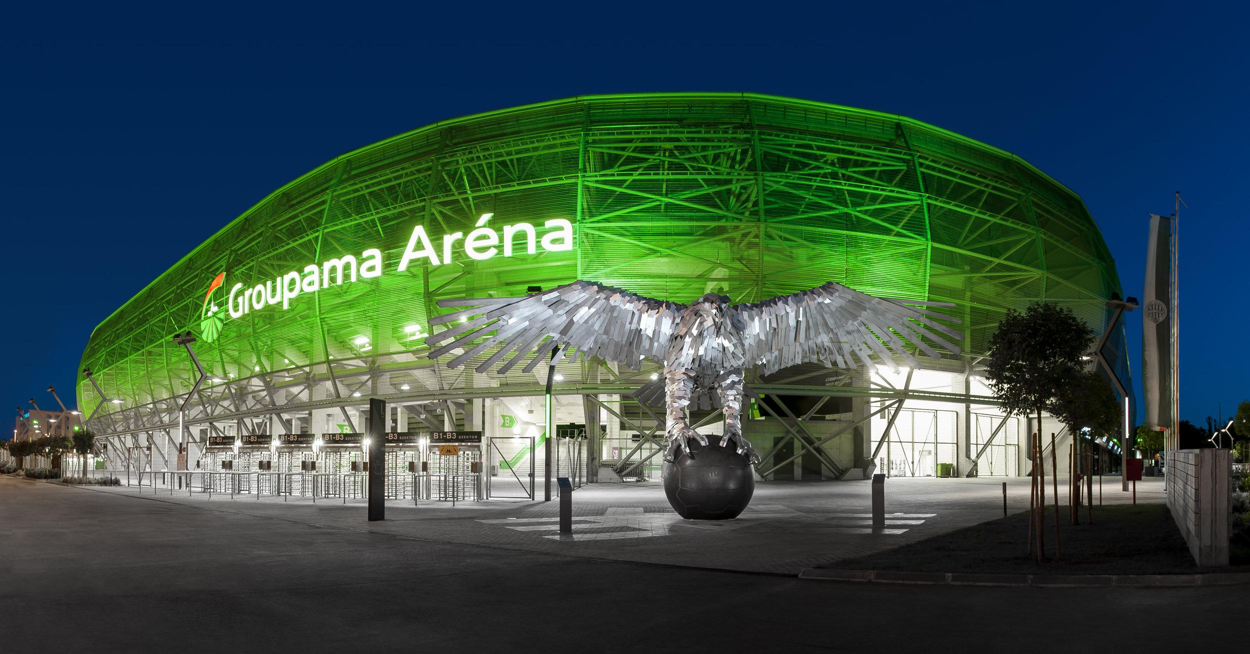 Зелені орли на блакитному Дунаї. Про нову команду Сергія Реброва - изображение 1
