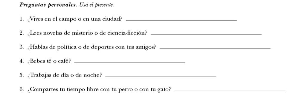 online spansk lille
