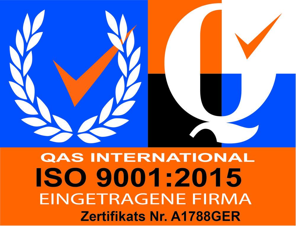 ISO-Standard 9001:2015 — CCS VON DER OSTEN GmbH - Wir lösen das.
