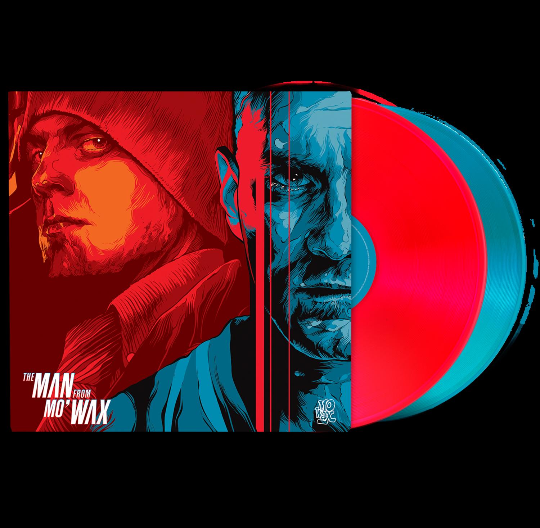 Αποτέλεσμα εικόνας για The Man From Mo' Wax vinyl